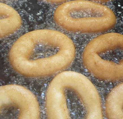 doughnut hire